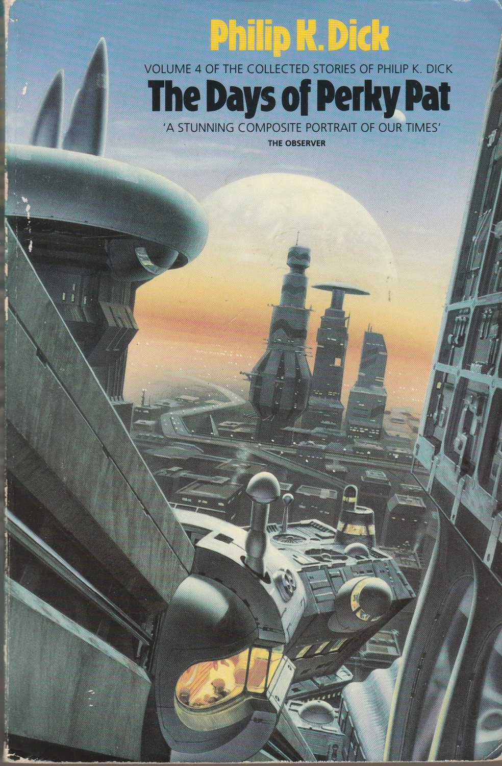 The collected short stories of philip k dick
