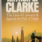 The Lion of Comarre & Against the Fall of Night by Arthur C. Clarke – Paperback UK Edition