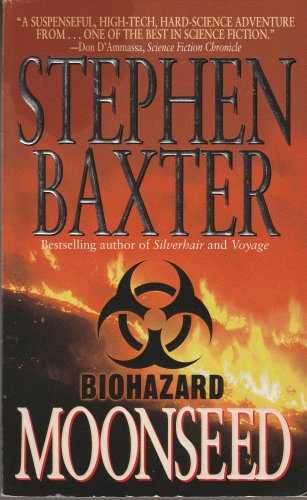 Moonseed by Stephen Baxter � Paperback 1st Printing