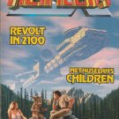 Revolt in 2100 - Methuselah's Children by Robert A. Heinlein – Paperback 1st Printing