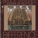 The Difference Engine by William Gibson and Bruce Sterling – Paperback