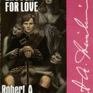 Time Enough for Love by Robert A. Heinlein – Paperback