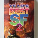 Year's Best SF 2 edited by David G. Hartwell – Paperback 1st Printing