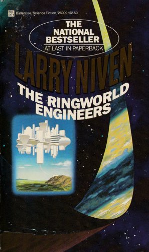 The Ringworld Engineers by Larry Niven � Paperback