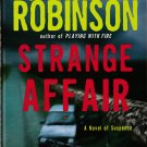 Strange Affair by Peter Robinson – Hardback First Edition 1st Printing