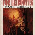 A Canticle for Leibowitz by Walter M. Miller, Jr. – Bantam paperback