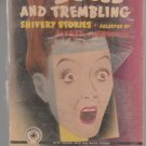 Fear and Trembling - Shivery Stories selected by Alfred Hitchcock – Rare 1948