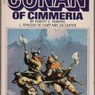 Conan of Cimmeria by Robert E. Howard – Paperback – Frazetta Cover
