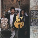 Collaboration by George Benson and Earl Klugh CD