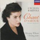 Chant d'amour - Cecilia Bartoli -  Myung-Whun Chung CD