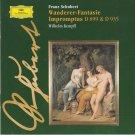 Schubert - Wanderer-Fantasie - Impromptus D 899 & D 935 CD
