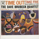 Time Out - The Dave Brubeck Quartet CD