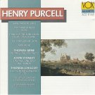 English Music by Purcell, Arne, Stanley, Chilcot  - Thomas McIntosh CD