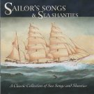 Sailor's Songs & Sea Shanties CD