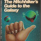 The Hitchhikers Guide to the Galaxy – First Edition 1st Printing Hardback