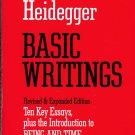 Martin Heidegger - Basic Writings edited by David Farrell Krell