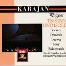 Wagner - Tristan und Isolde - Vickers Dernesch Ludwig Karajan - CD