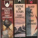 The Sword of Truth boxset by Terry Goodkind