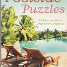 Poolside Puzzles edited by Will Shortz – 75 Puzzles