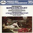 Prokofiev - Romeo and Juliet - Moussorgsky - A Night on Bald Mountain - CD