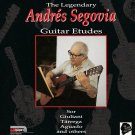 Guitar Etudes - The Segovia Collection, Volume 7 - CD