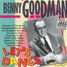 Let's Dance - Benny Goodman - CD