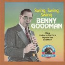 Swing, Swing, Swing - Benny Goodman - CD