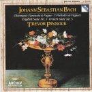 J. S. Bach - Chromatic Fantasia & Fugue - Trevor Pinnock - CD