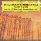 Tchaikovsky - Symphony No. 5 - Romeo and Juliet - CD
