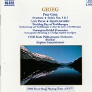 Grieg - Peer Gynt - Overture - Lyric Pieces - Wedding Day - CD