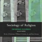 Sociology of Religion - Contemporary Developments