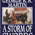 A Storm of Swords by George R. R. Martin – Hardback First Edition