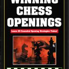 Winning Chess Openings by Bill Robertie
