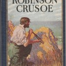 Robinson Crusoe - Daniel Defoe - Illustrated by Frank Godwin - 1925