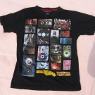 T Shirt Calvin Klein Jeans L Large Spirit of Music 36 Chest Music CLEARANCE