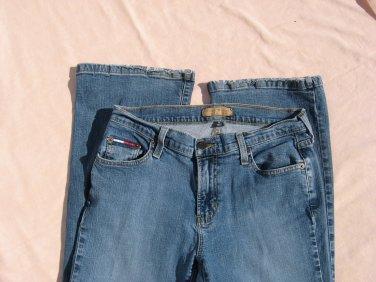 Tommy Jeans 9R Jeans 30 Waist Blue Denim