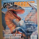 Game Informer #96 Baldur's Gate Dark Alliance Cover