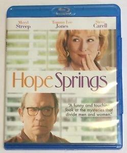 Hope Springs (Blu-ray Disc, 2012, Includes Digital Copy UltraViolet)