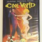 Cool World (DVD, 2003) Brad Pitt  Kim Basinger  Gabriel Byrne
