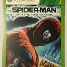 Xbox 360 Spider-man Edge of Time Blockbuster Artwork Display Card