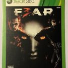 Xbox 360 Fear 3 Blockbuster Artwork Display Card