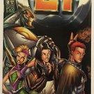 21 (Image Comics) #3 FN/VF Condition Silvestri