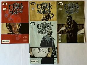 The Clock Maker Complete 4 Issue Image Comics Series 1 2 3 4