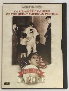 Where Have You Gone, Joe DiMaggio (DVD, 2010)