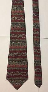 American Traditions Multicolored Silk Necktie Tie