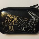 Pokemon Nintendo DS Carrying Case Pouch Gold and Silver Dialga Palkia 2008 BDA