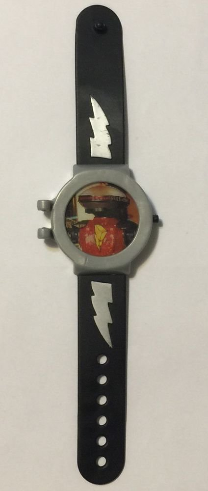 Mighty Morphin Power Rangers Holographic Wrist Band 1995 Saban TCFFC