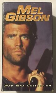 Mel Gibson Mad Max Collection 3 VHS Set The Road Warrior Beyond Thunderdome Mad