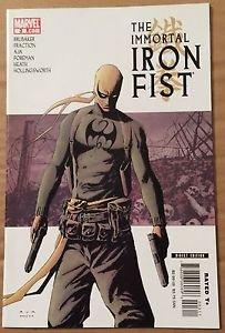 The Immortal Iron Fist #3 (Mar 2007, Marvel)