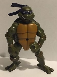 Teenage Mutant Ninja Turtles 2002 Donatello Action Figure Playmates Toys